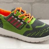 Модные качественные кроссовки, стелька 22 см