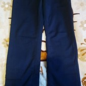 Школьные брюки (с утеплением) на зиму