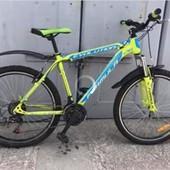 Велосипед почти новый!