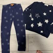 Легенды на флисе + свитеров от H&M на рост 104-110 4-5 лет