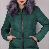 Пальто изумрудного цвета Hanlisi!!!