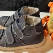 Кожаные деми ботинки SuperFit с мембраной Gore-Tex, разм. 25 (16 см ст.) Сост. отличное!