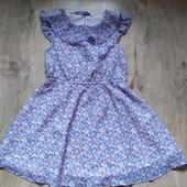Платье George на 7-8 лет в хорошем состоянии