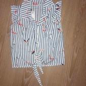 Лёгкая блуза для девочки