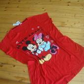 Домашнее платье (ночная рубашка)Disney оригинал (батал 56-60 размер)