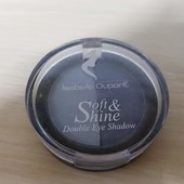 Тени для век Isabelle Dupont soft & shine, double eye shadow