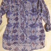 Легкая цветная рубашка Linea