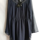Женское платье английского бренда Iska Европа Оригинал