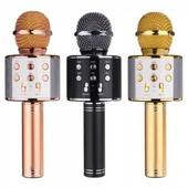 Беспроводной вluetooth Микрофон