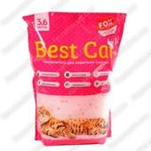 Best Cat Pink Flower силикагелевый наполнитель