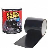 Универсальная и водонепроницаемая изоляционная лента - скотч Flex Tape