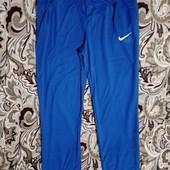 Спортивные штаны Nike, р. 54 цвет синий электрик