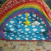Развивающая палатка