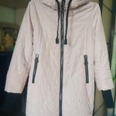 Демі-курточка на теплу осінь/весну, 9-11 років (див.заміри)