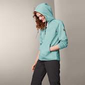 ☘ Класна куртка з капюшоном: спортивний або casual стиль, Tchibo(Німеччина), р. наші: 52-54 (L євро)