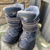 Зимние ботинки, стелька 16 см (размер 24)