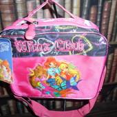 Розовая сумочка для девочки. Винкс Клуб
