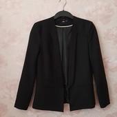 Стильный чёрный пиджак ! УП скидка 10%
