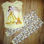 Пижама George с принцессой Белль на 3-4 года