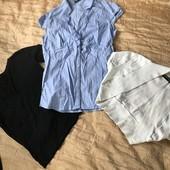 Рубашка, болеро та кофточка розмір С-М