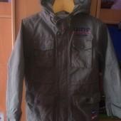 Куртка, ветровка, штурмовка, 8 лет 128-130 см. Okaїdi. состояние отличное