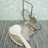 подставка для кухонных предметов под ложку и крышку подложка підставка