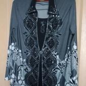 Нарядная блузка,р.50-54