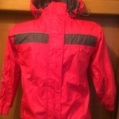 Куртка, ветровка, 7 лет 122 см. Bon sports. состояние отличное