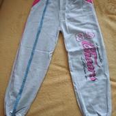 Штаны для девочки 10,11лет с карманами, Турция,УП-10%