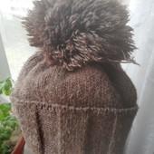 Шикарная шапуля. 10 - 13 лет
