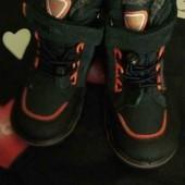 Італійське взуття! Натуральна шкіра. Акційна ціна!Waterproof серія Walk Active