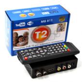 Цифровой ТВ-ресивер T2 Megogo тюнер