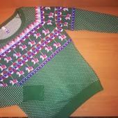 Подростковый свитер, размер 42