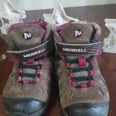 Зимние ботинки Merrell 27 размер
