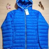 Германия!!! Стеганая демисезонная куртка, курточка для мальчика! 134 рост, полномерит!
