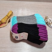 Германия!!! Носки с махрой для девочки! 7 пар в лоте! 27-30 размер!