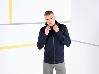 ☘ Лот 1 шт ☘ Синя спортивна куртка від Crivit (Німеччина), розмір L