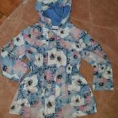 курточка на весну літо до 5.5років