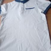 Классная подростковая футболочка,состояние хорошее,р.140-146 на 10-11 лет