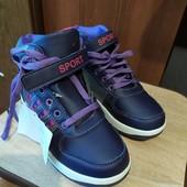 Модные хайтопы кроссовки ботинки том. м. boyang р.34