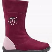 Стильные, качественные, демисезонные сапожки для девочки. новые ,26 размер (16,5 см).