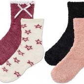 Германия!!! Лот из 2 плюшевых женских махровые носки (набор на выбор)! 39-42 размер!