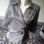 Одним лотом 2 Блузки размер S-M