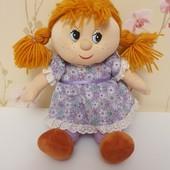 Мягкая игрушка Lava Кукла Маруся музыкальная 36 см.