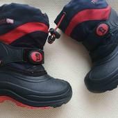 Обувь на слякоть и лужи, термодутики, EUR 25, UK 7,5