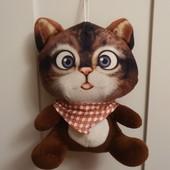 Котик на присоске 21 см.