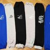 Спортивные штаны всегда нужны)) есть тонкие, есть утепленные!  80-134 см рост