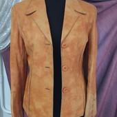 Продам куртку- пиджак из натуральной кожи в отличном состоянии, размер 46-50