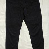 Классные стрейчевые джинсы с принтом,M&S,14p(xl)