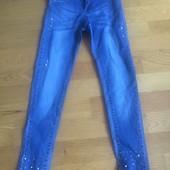Стильні джинси для дівчинки!!!
